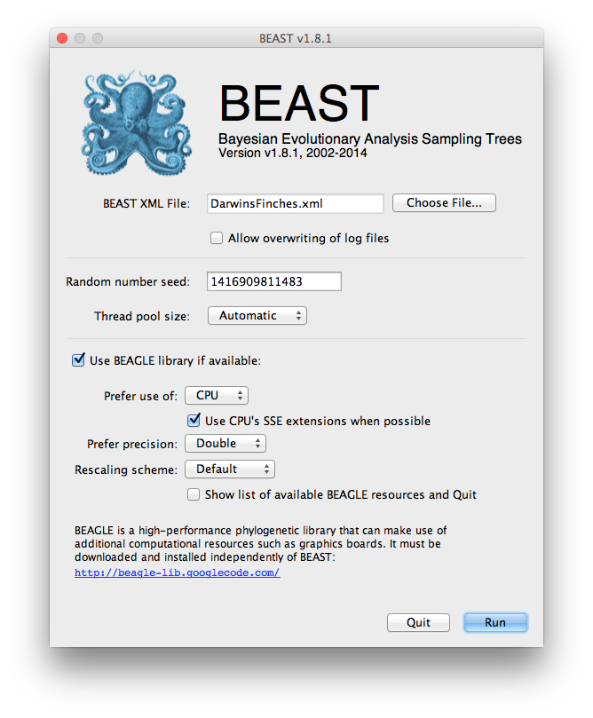 treeannotator_Analysing Continuous Traits | BEAST Documentation