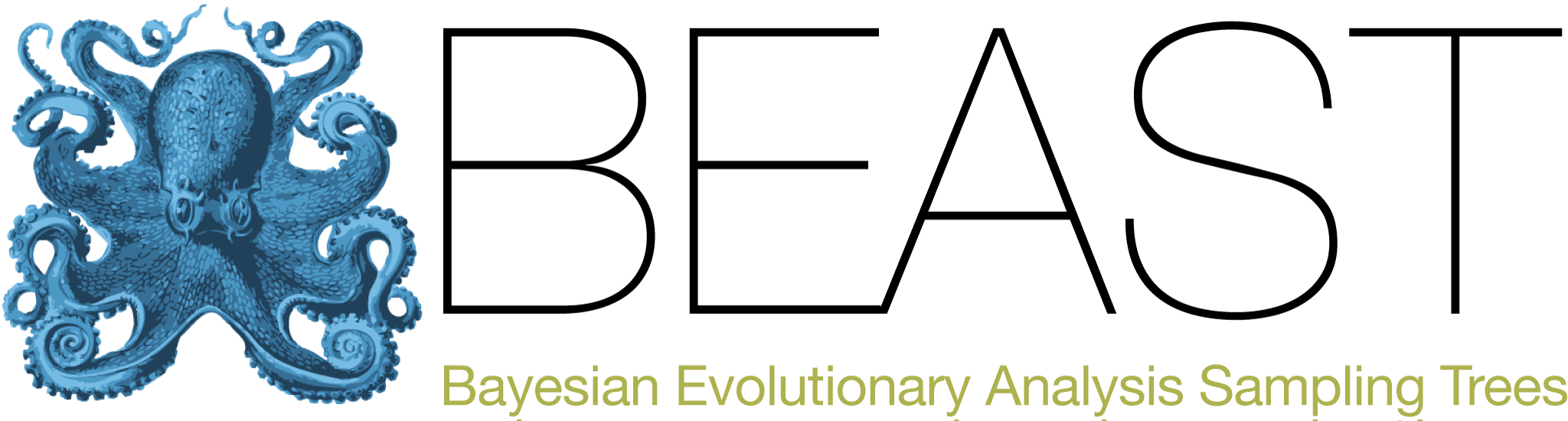 BEAST Software - Bayesian Evolutionary Analysis Sampling Trees
